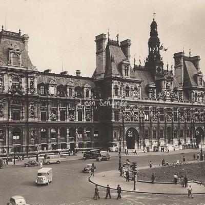 Guy 3083 - L'Hôtel de Ville (1882)