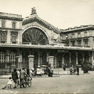 Guy 3658 - La Gare de l'Est