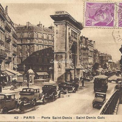 GUY 42 - Porte Saint-Denis