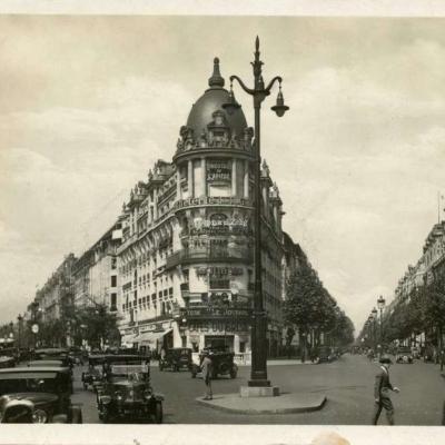 Guy 45 - PARIS ET SES MERVEILLES - Carrefour Drouot