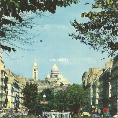 Guy 5271 - Le Boulevard des Batignolles, la colline de Montmartre