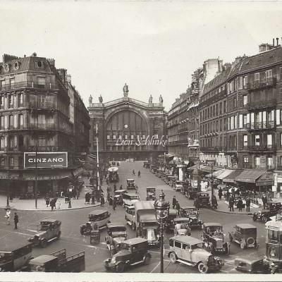 GUY 53 - Gare du Nord et Boulevard Denain