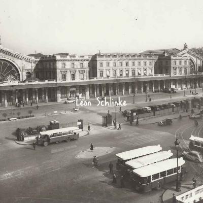 Guy 589 - La Gare de l'Est