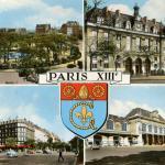 Guy 6729 - La Place d'Italie - La Mairie - Carrefour des Gobelins - La Gare d'Austerlitz