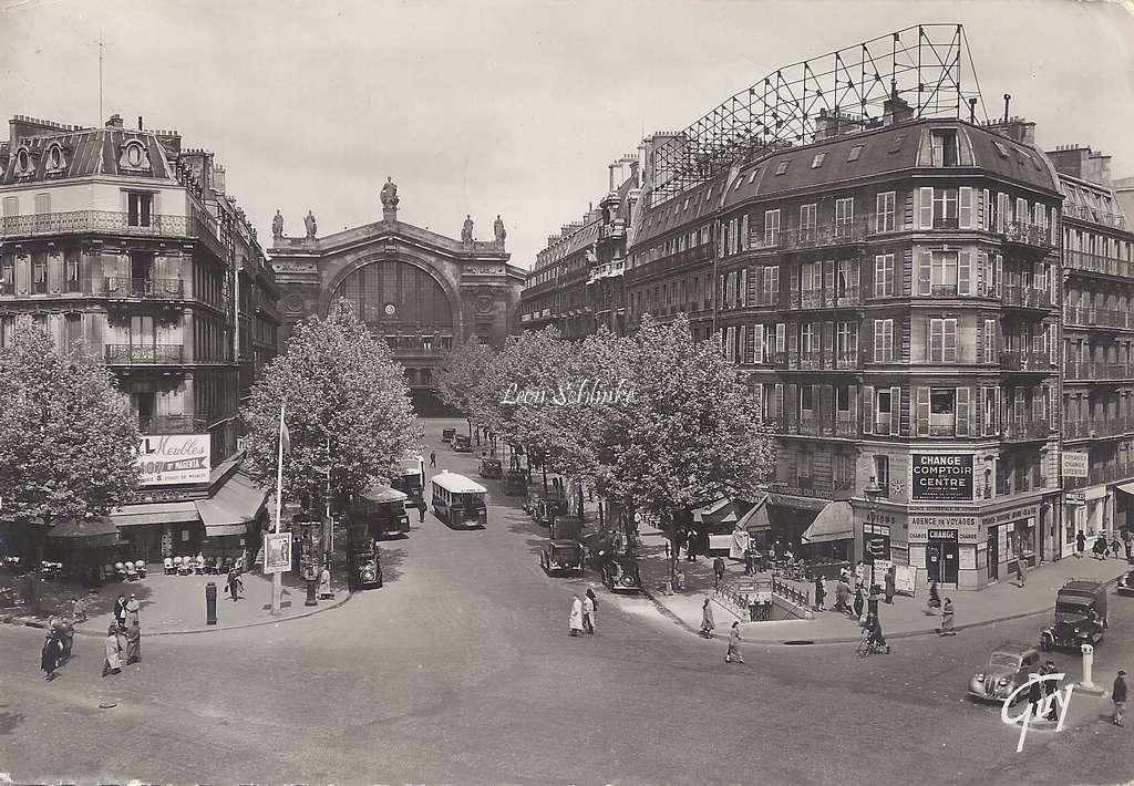 GUY 7.070 - La Gare du Nord