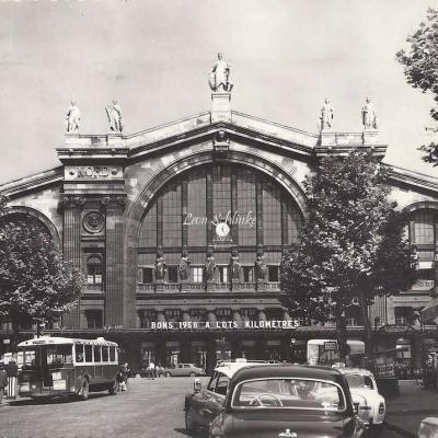 GUY 7 638 - La Gare du Nord