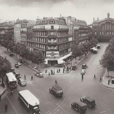 GUY 770 - La Gare du Nord