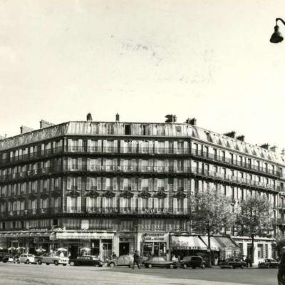 Guy - HOTEL TERMINUS NORD 12, bd Denain, PARIS, X°