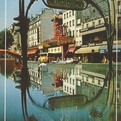 Guy - Variations Parisiennes...Moulin Rouge