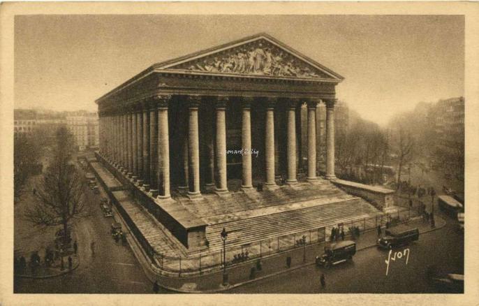 H. 769 - Eglise de la Madeleine