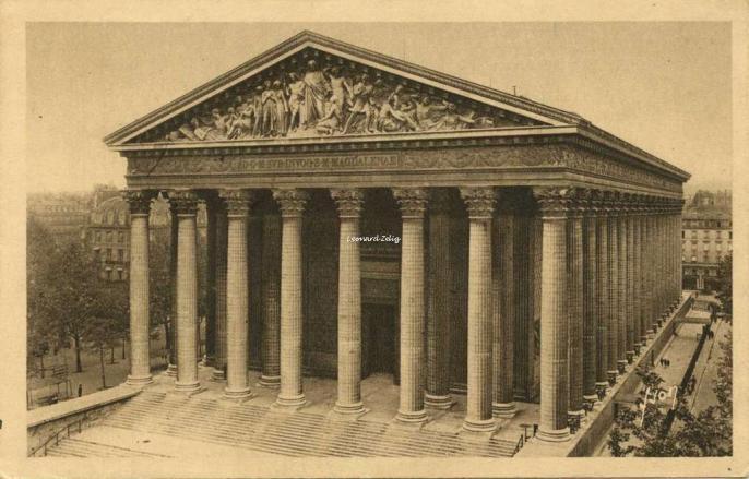 H. 800 - Eglise de la Madeleine
