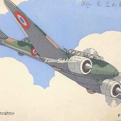 1224 - Les Avions