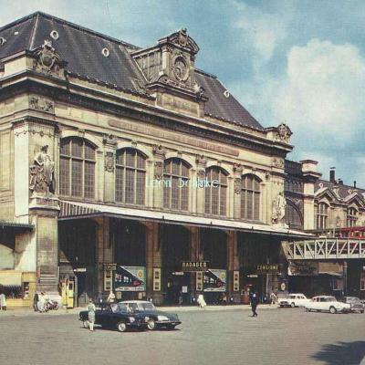 Hachette PA 162 - La gare d'Auysterlitz