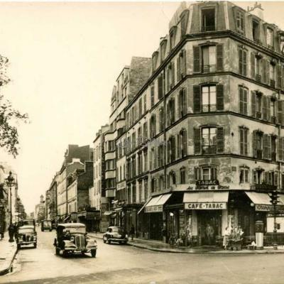 Hérault - Rue Raymond Losserand