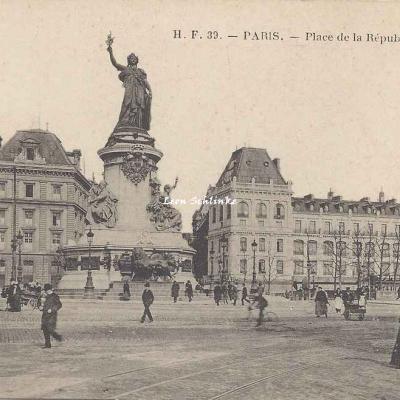 HF 39 - Place de la République