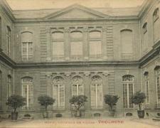 Hôtel Courtois de Viçose - TOULOUSE