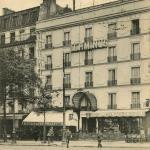 HOTEL TERMINUS - 59, Bd Montparnasse PARIS