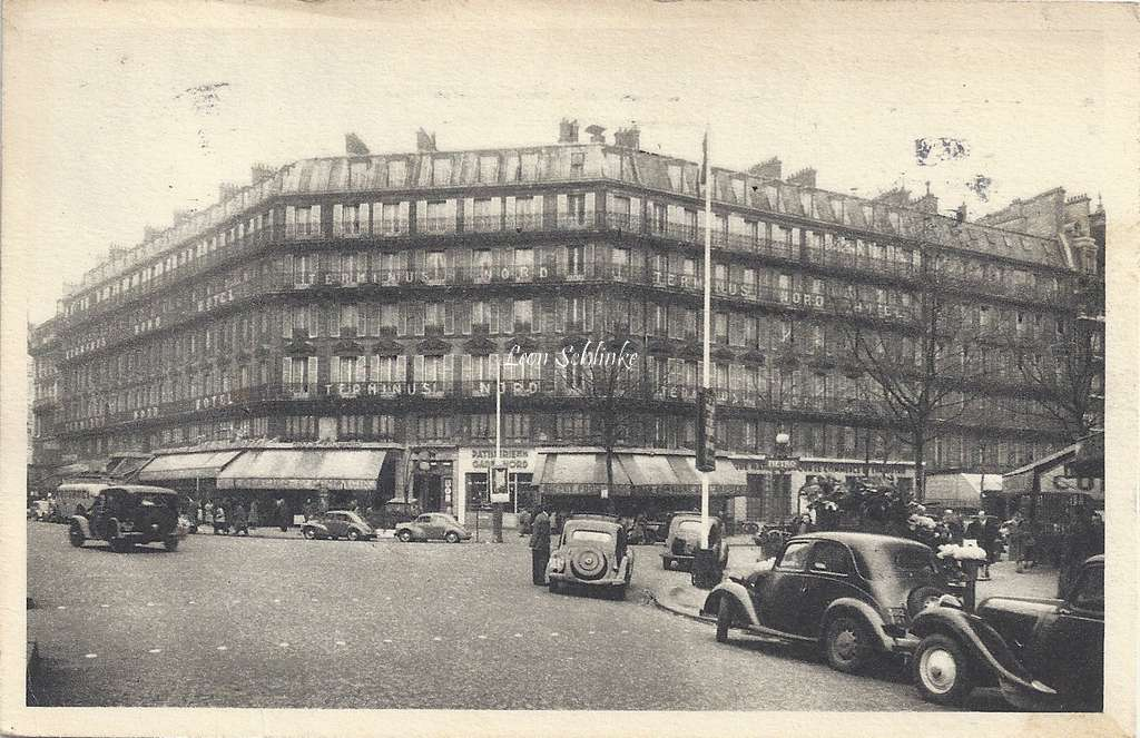 Hotel Terminus Nord, 12 Bd Denain - CAP