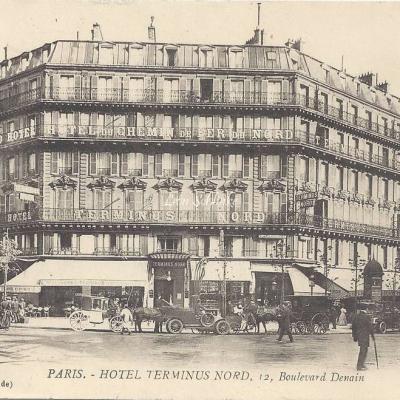 Hotel Terminus Nord - Gorce edit.