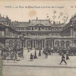 HV - La Place du Palais Royal et la Cour des Comptes