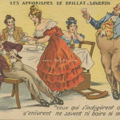 1470 - Les Aphorismes de Brillat-Savarin