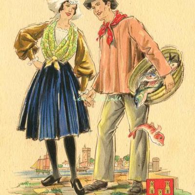 1086 - Costumes de nos Provinces