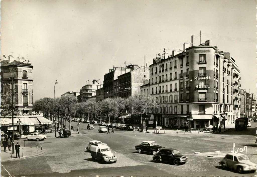 Yvon IB 2 - Boulogne-sur-Seine - Carrefour Marcel Sembat