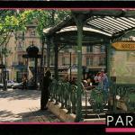 Image'in 7510102602  A Montmartre, la place des Abbesses