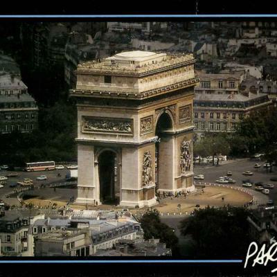 Image'in - L'Arc de Triomphe de l'Etoile