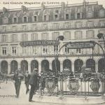 Inconnu - 126 - Les Grands Magasins du Louvre