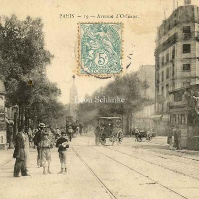 Inconnu 19 - Avenue d'Orléans