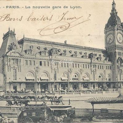 Inconnu 5027 - La nouvelle Gare de Lyon