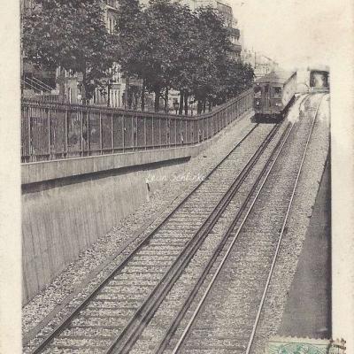 Inconnu 274 - Le Métropolitain Boulevard Rochechouart