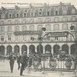 Inconnu - 426 - Les Grands Magasins du Louvre