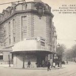 Inconnu 614 - Avenue Gambetta à la Place St-Fargeau