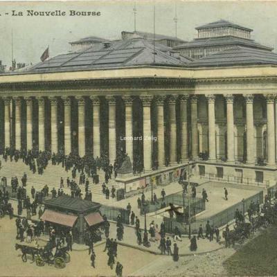 Inconnu 68 - PARIS - La Nouvelle Bourse