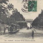 Inconnu 86 - Avenue de la Grande Armée