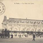 Inconnu 9 - La Gare de Lyon
