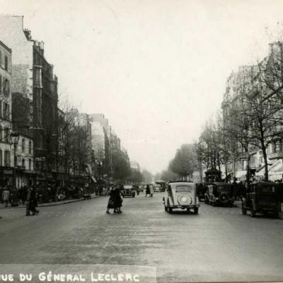 Inconnu - Avenue du Général Leclerc