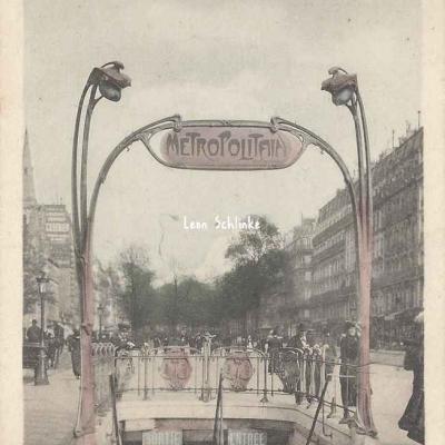Inconnu - Boulevard des Batignolles