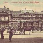 Inconnu - Conseil d'Etat, place du Palais Royal