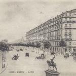Inconnu - HOTEL D'IENA-PARIS