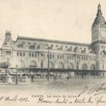 Inconnu - La Gare de Lyon