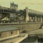 Inconnu - Le Métro : Station d'Allemagne