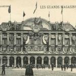 Inconnu - LES GRANDS MAGASINS DU LOUVRE Fêtes de la victoire 1919