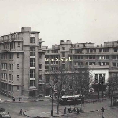 Inconnu - Paris -  Lycée Hélène Boucher