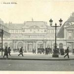 Inconnu - PARIS - PALAIS ROYAL