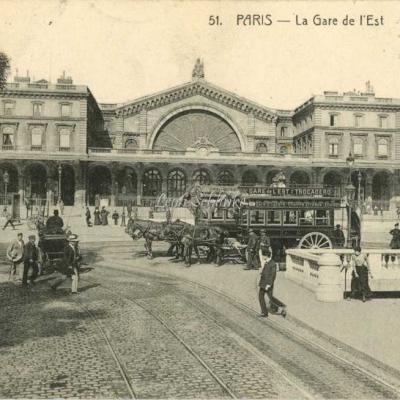 IPM 51 - La Gare de l'Est