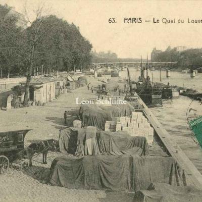 IPM 63 - Le Quai du Louvre