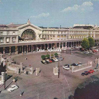 Iris 632 - Gare de l'Est